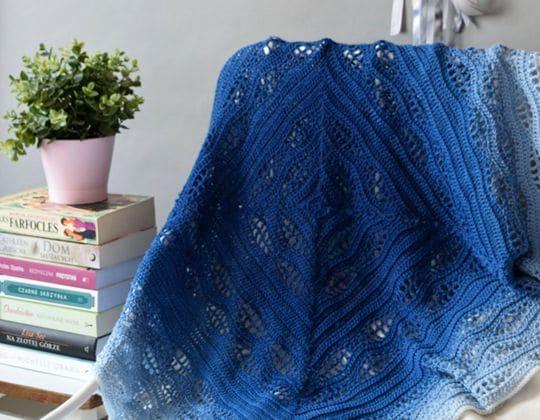 Kalinda Crochet Blanket Pattern