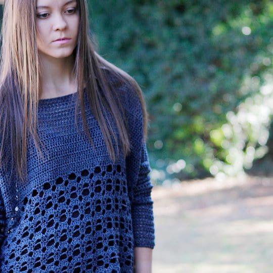 Crochet Rebel Top Pattern